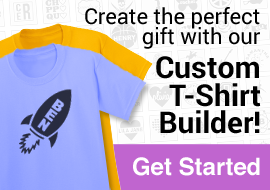 Customized T-Shirt Builder