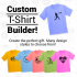 Custom T-Shirt Builder